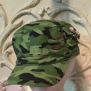 Roxy Camp Cap Hat
